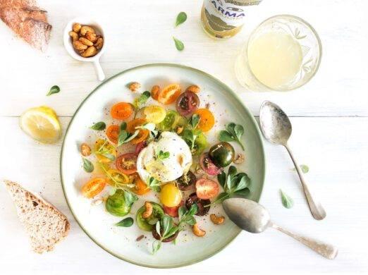 EkoPlaza recept tomaten salade