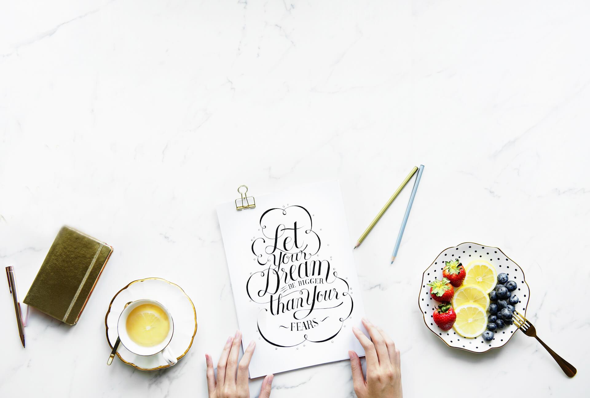 Gastblog | Vrolijk in balans met voeding en yoga