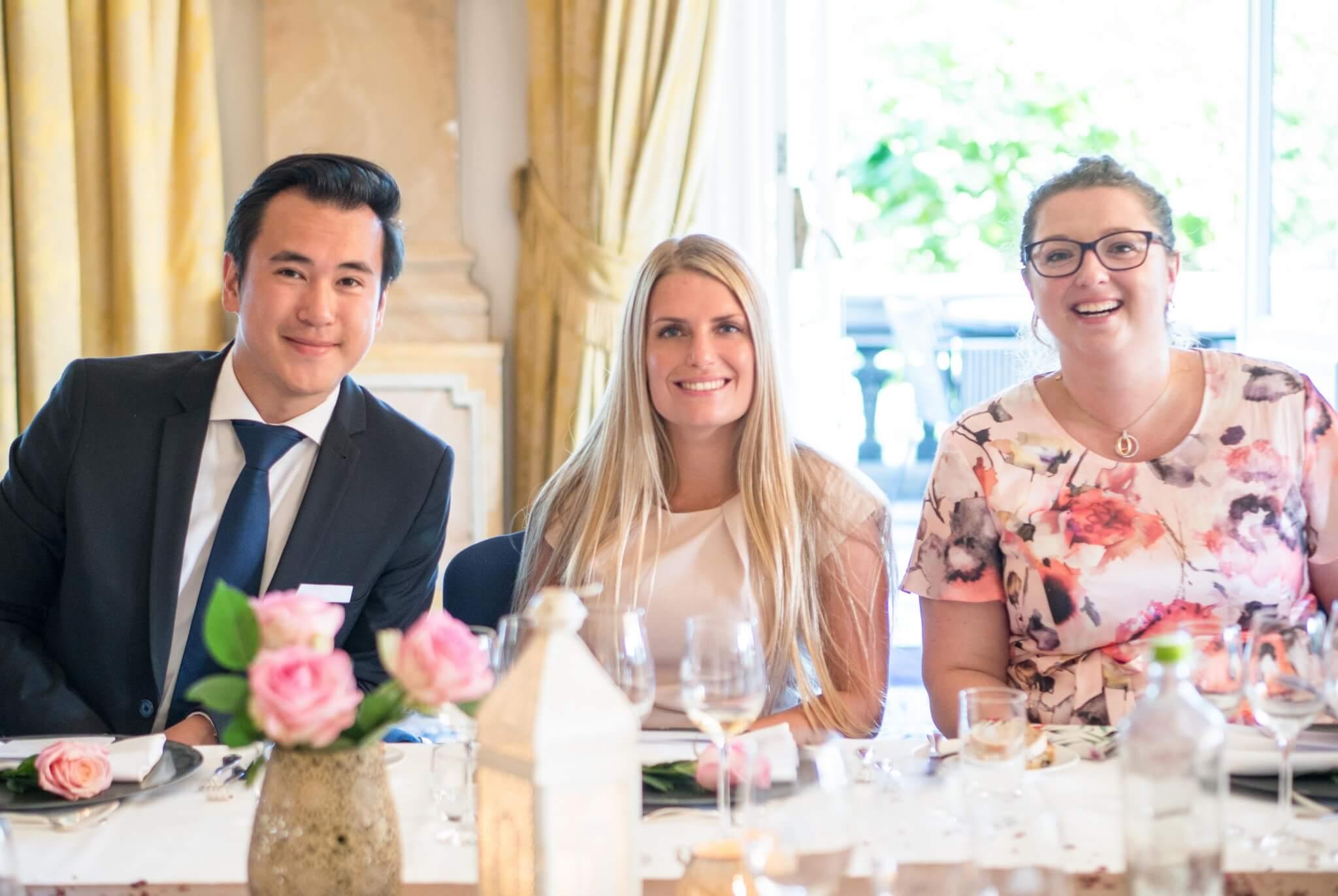 Het Grote Bloggers Diner in het Amstel Hotel
