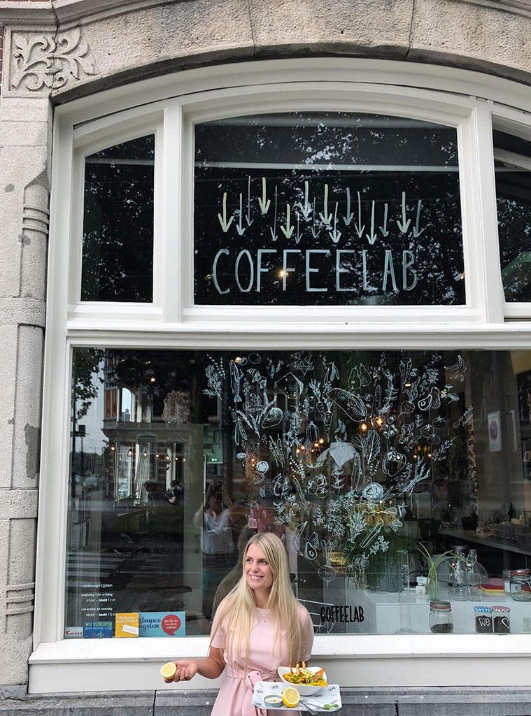 coffeelab jadis schreuder www.thelemonkitchen.nl
