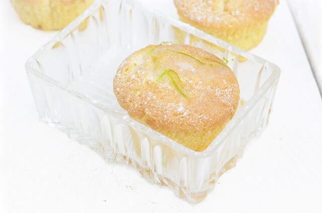 bergamot cakes frisse icing