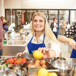 Italiaanse Marlene appels event bij Róbert van Beckhoven