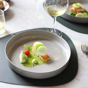 Dineren bij Michelinster restaurant Voltaire van Parc Broekhuizen