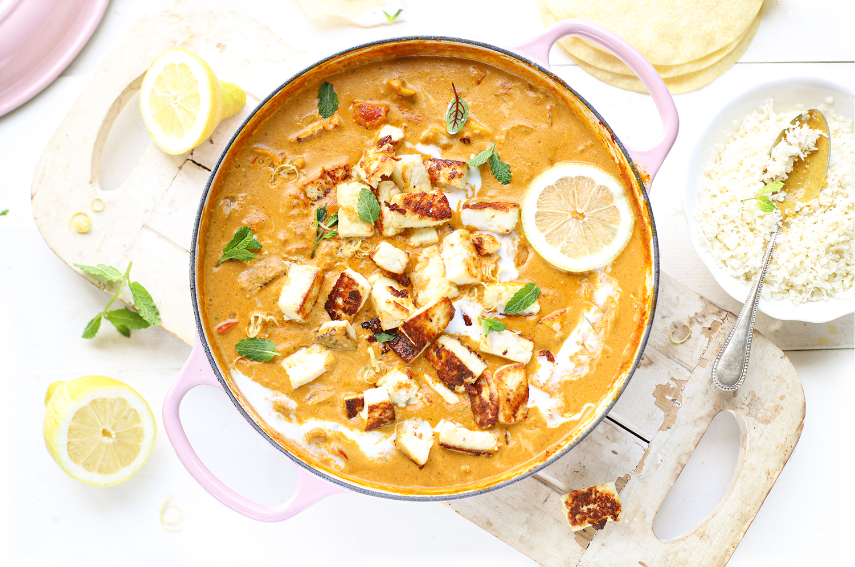 kokos curry the lemon kitchen citroen