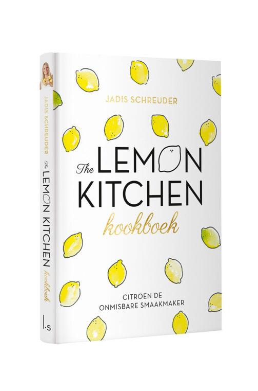 Cover Reveal! The Lemon Kitchen Kookboek