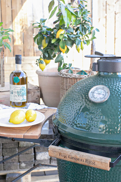 Basis tips koken op een Big Green Egg