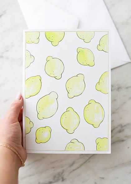 citroen ansichtkaart groot