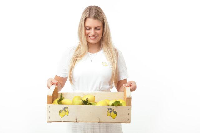 Jadis citroenen krat