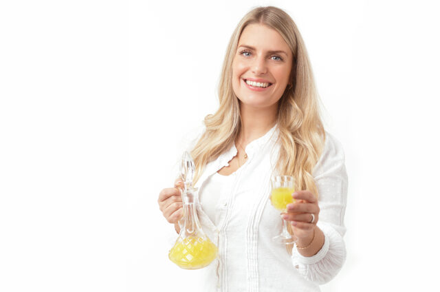 the lemon kitchen recept limoncello