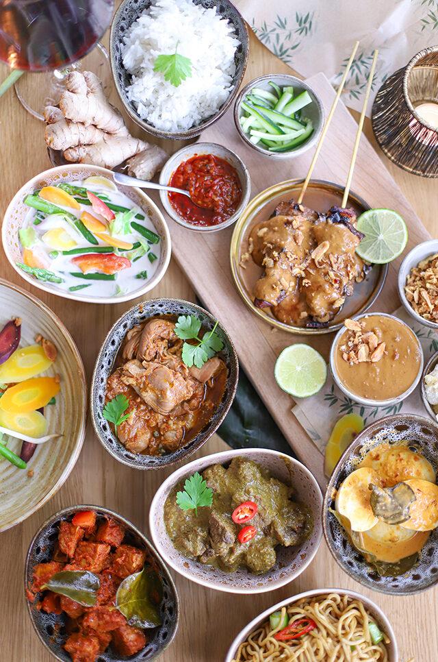 Restaurant Miro Houten, nieuwe indonesische keuken