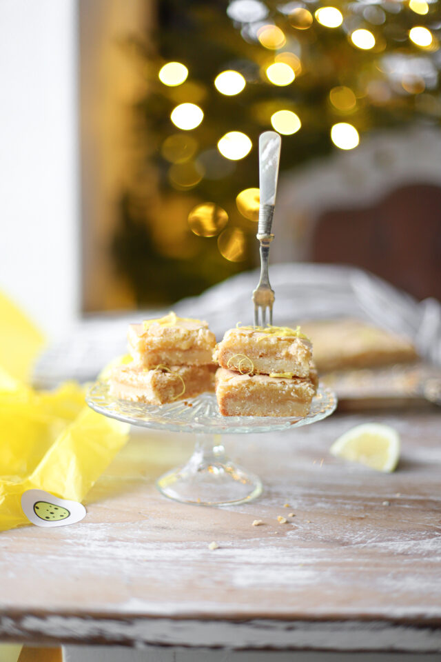 lemonbars lekker om te maken