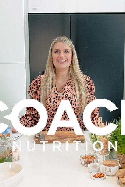 gezonde recepten coach nutrition