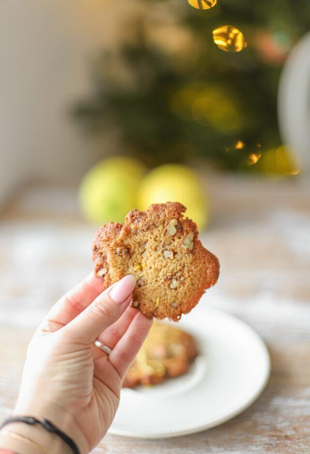 de lekkerste decaan koekjes met citroen