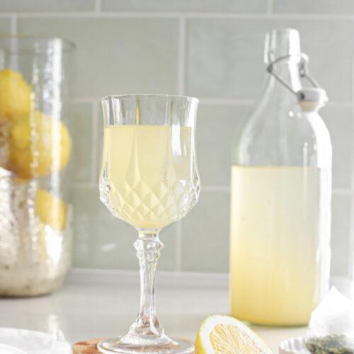 kombucha met biologische citroen maken